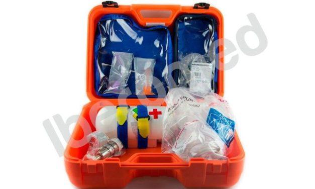 [INFOGRAFÍA]¿Qué lleva un maletín de oxigenoterapia?