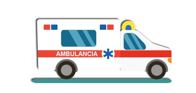 Emergencias médicas: top de productos necesarios en una ambulancia