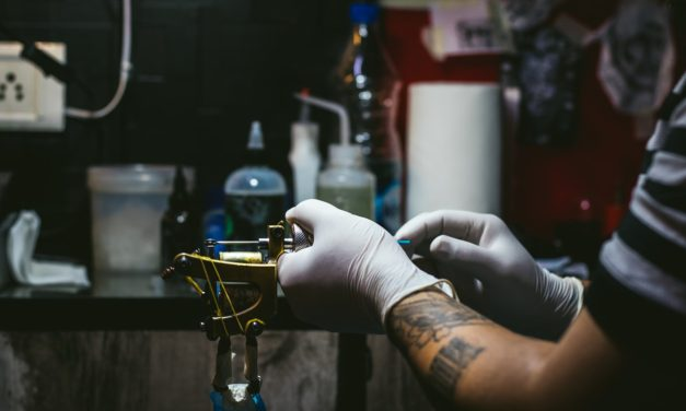 [Infografía] Material para tatuar con una buena higiene sanitaria