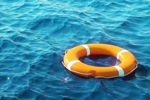 Equipamiento necesario en socorrismo marítimo