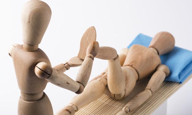 Infografía: 5 herramientas básicas del masajista