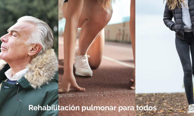 Ejercicios para la rehabilitación pulmonar
