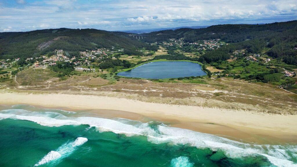 Playa de Doniños en Ferrol