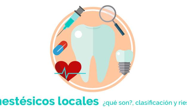 Anestésicos locales: qué son, clasificación y riesgos